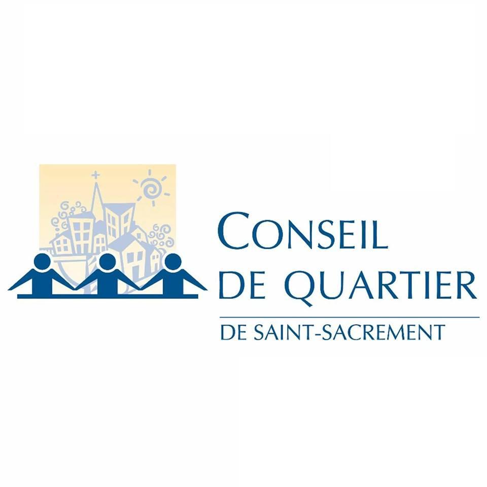 Conseil de quartier de Saint-Sacrement