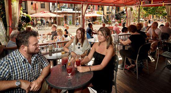 Réouverture Café Krieghoff | Café Krieghoff