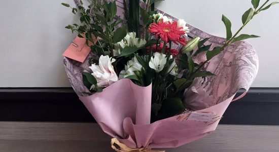 Sélection de fleurs | Halles en fleurs (Les)