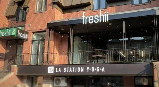 Freshii ouvre son premier restaurant à Québec - Marine Lobrieau