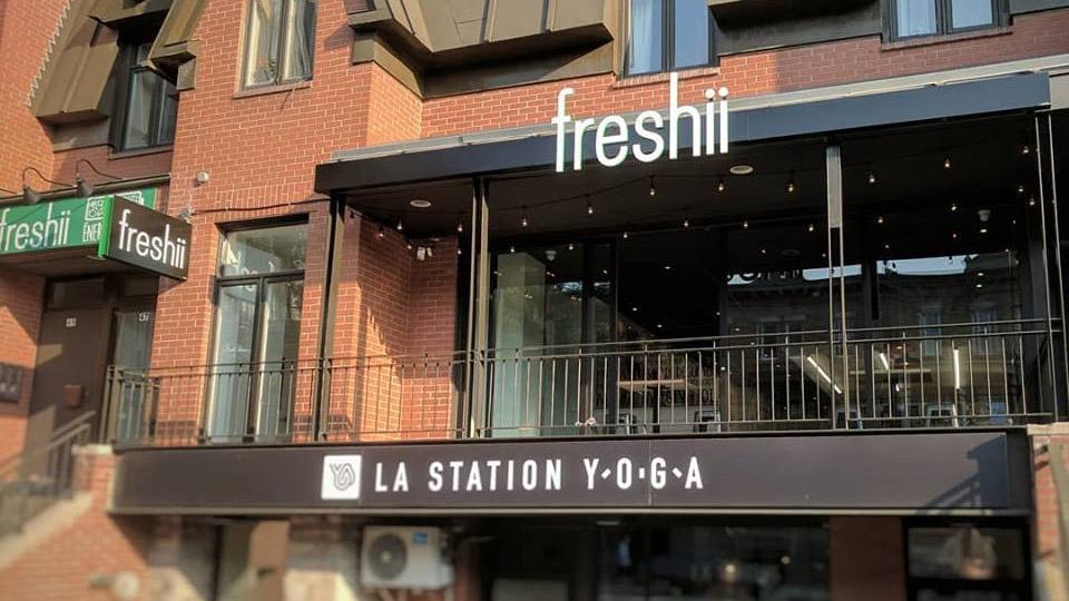 Freshii ouvre son premier restaurant à Québec | 5 juillet 2017 | Article par Marine Lobrieau