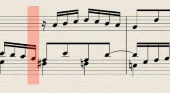 Giacometti et Bach : variations sur un thème