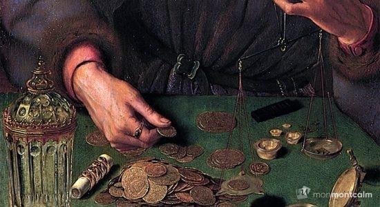 La balance, Le_prêteur et sa femme, Quentin_Metsys