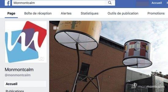 Pour continuer à suivre Monmontcalm sur Facebook - Céline Fabriès