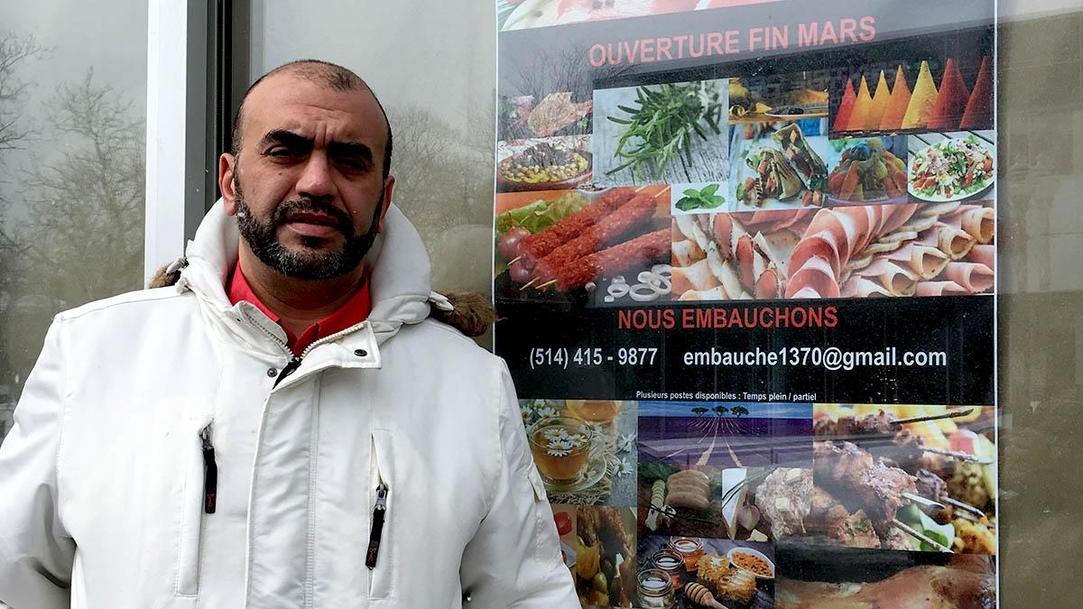 Une épicerie maghrébine dans Saint-Sacrement | 15 mars 2018 | Article par Céline Fabriès