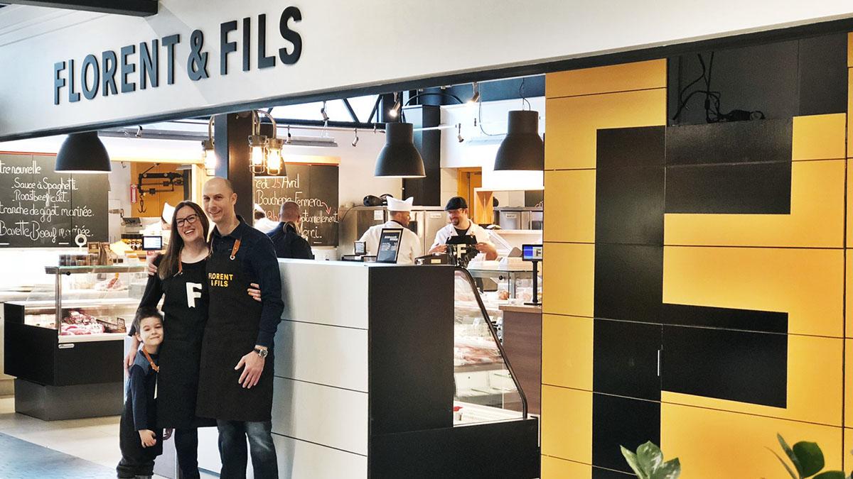 La boucherie Marcel Labrie devient Florent & Fils | 25 avril 2018 | Article par Céline Fabriès