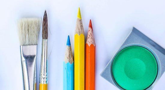 Série de cours d'arts plastiques – Enfants de 6 à 12 ans