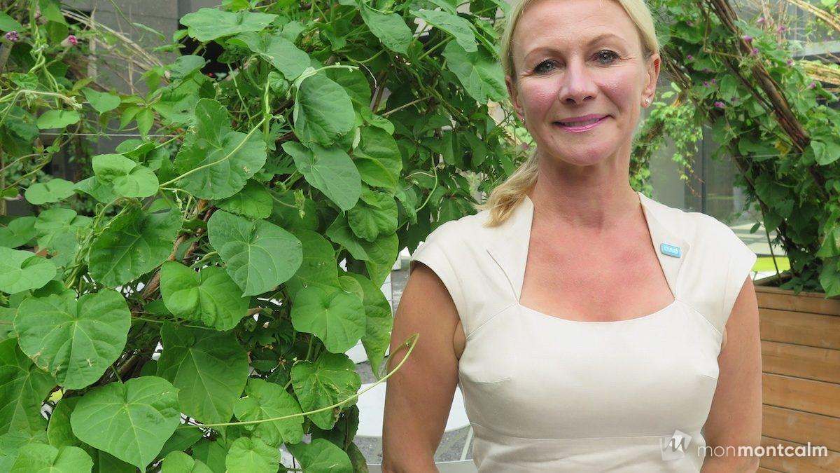 Svetlana Solomykina, candidate de la Coalition avenir Québec dans Taschereau | 7 septembre 2018 | Article par Véronique Demers
