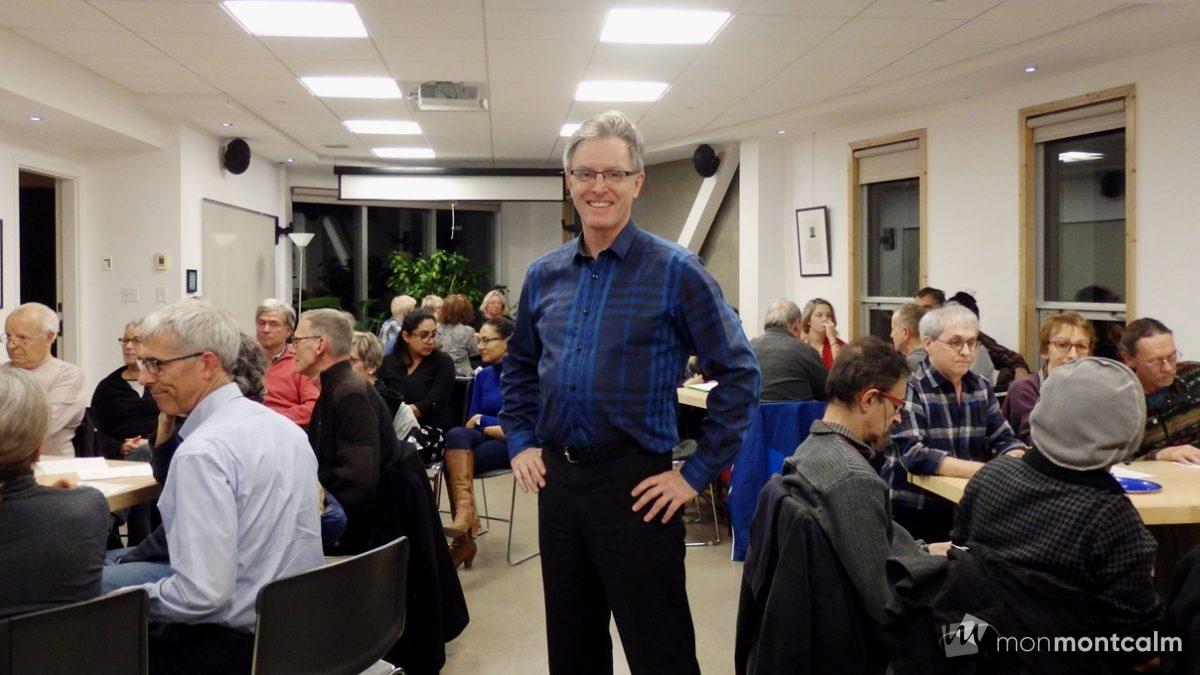 Le conseiller municipal Jean Rousseau rencontre les citoyen.ne.s | 21 octobre 2018 | Article par Baptiste Piguet