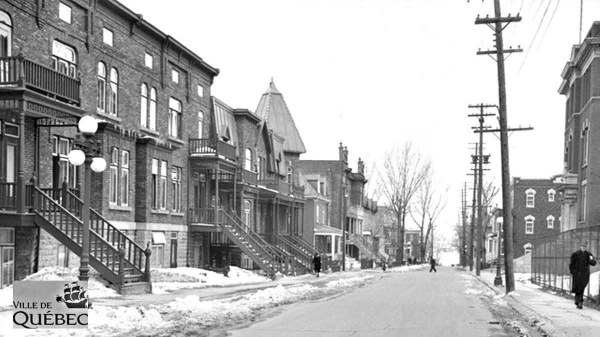 Montcalm dans les années 1940 : avenue De Salaberry | 12 janvier 2019 | Article par Jean Cazes