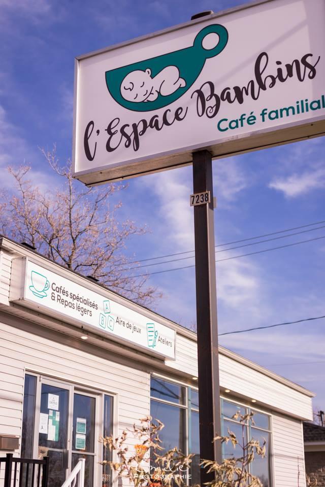Café Castello chez l'Espace bambins | Café Castelo