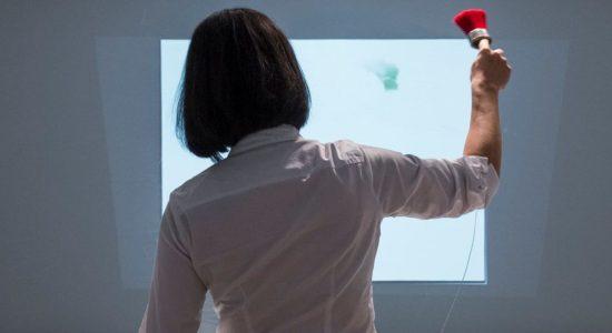 Expérience numérique   Peindre le geste
