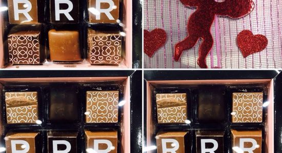 Boîtes de chocolats de la collectionRicardo Cuisine   IGA Deschênes