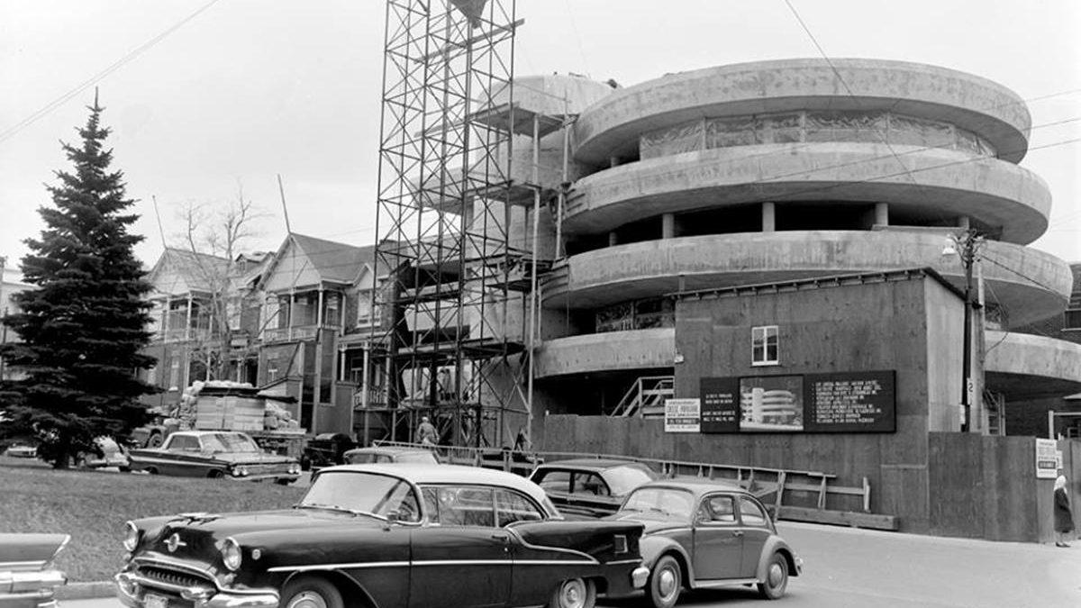 Montcalm dans les années 1960 : l'audace de la caisse populaire Notre-Dame-du-Chemin | 17 février 2019 | Article par Jean Cazes