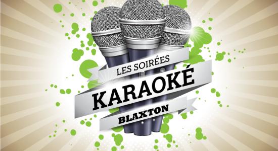 Les soirées karaoké Blaxton   Salon Turf