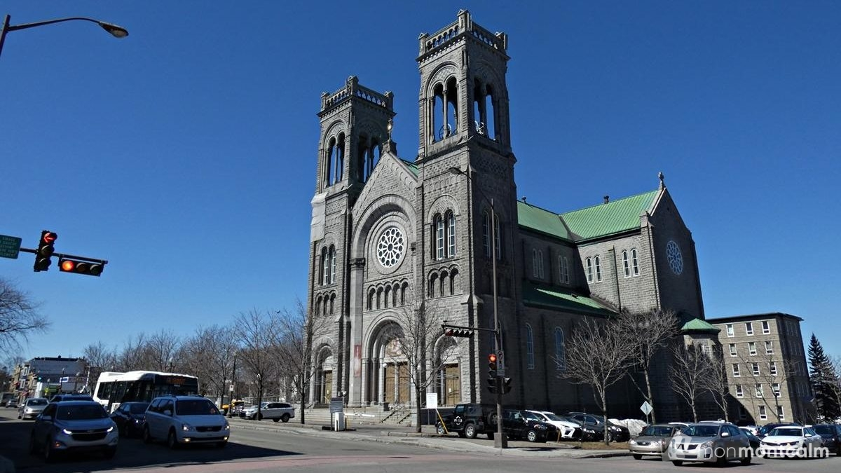 SOS St-Sacrement veut sauvegarder l'église du Très-Saint-Sacrement | 4 décembre 2019 | Article par Ève Cayer