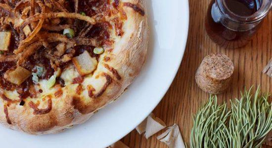 Pizza du mois d'avril: La cabane à sucre | Milano Pizzeria