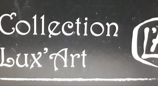 Cartes de souhaits de la Collection Lux'Art | Confiseries Pinoche (Les)