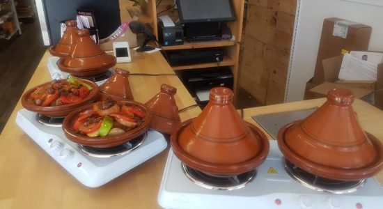 Tajines cuits sur le pouce | Marjane | Boucherie – Épicerie – Traiteur