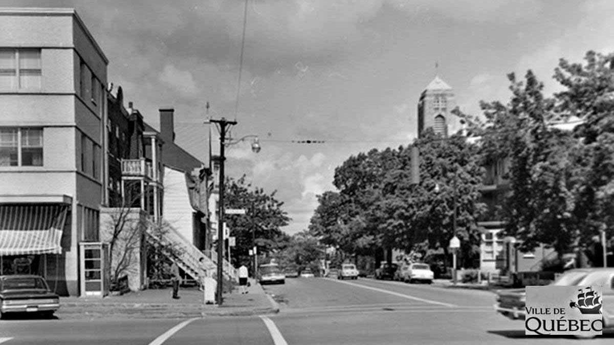Montcalm dans les années 1960 : avenue des Érables | 16 juin 2019 | Article par Jean Cazes