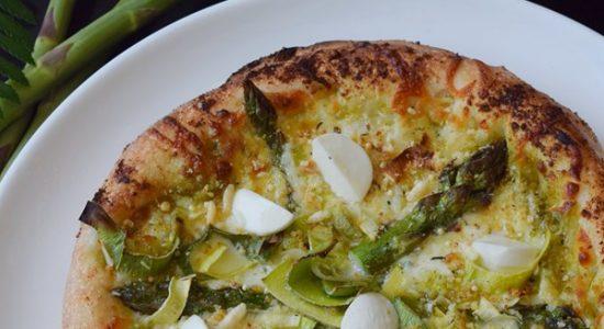 Pizza du mois de juin : La «Pizza Verde» | Milano Pizzeria
