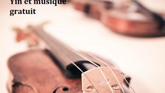 Yin et musique gratuit