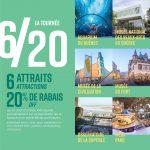 Tournée 6/20 - Musée national des beaux-arts du Québec
