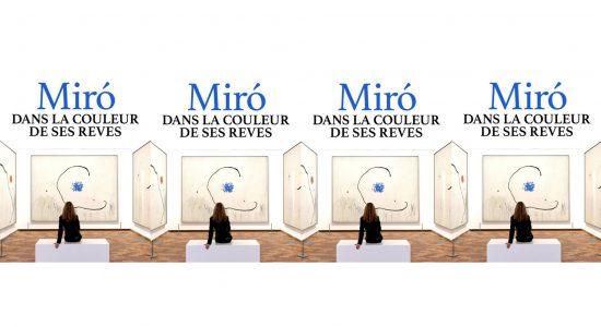Miró, dans la couleur de ses rêves (documentaire)