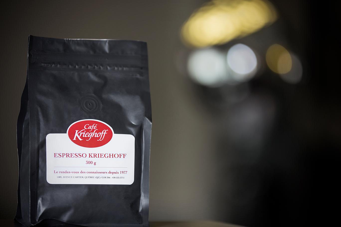 Un Krieghoff à la maison? | Café Krieghoff