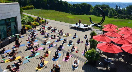 Grand rassemblement annuel de Pilates | 5e édition