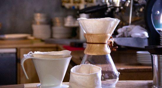 Nouveauté : Filtres à café réutilisables en coton bio | Faits au Québec | BeCoffee