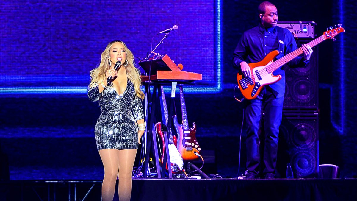 Mariah Carey : une performance convaincante malgré la pluie | 12 juillet 2019 | Article par Karoline Boucher