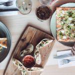 Pizza aux pétoncles - Piazzetta Cartier (La)