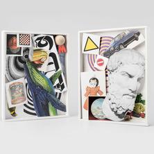 Boîtier coloré | Atelier de collage et d'assemblage