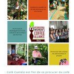 Strong women, strong coffee - Café Castelo
