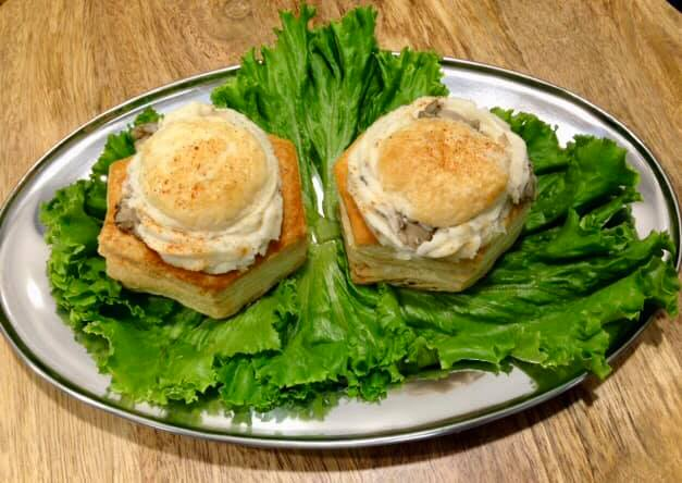 Pâtés aux huîtres | Poissonnerie Unimer