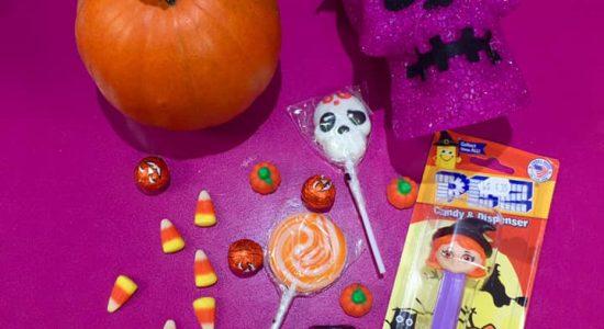 Bonbons et accessoires d'Halloween | Confiseries Pinoche (Les)