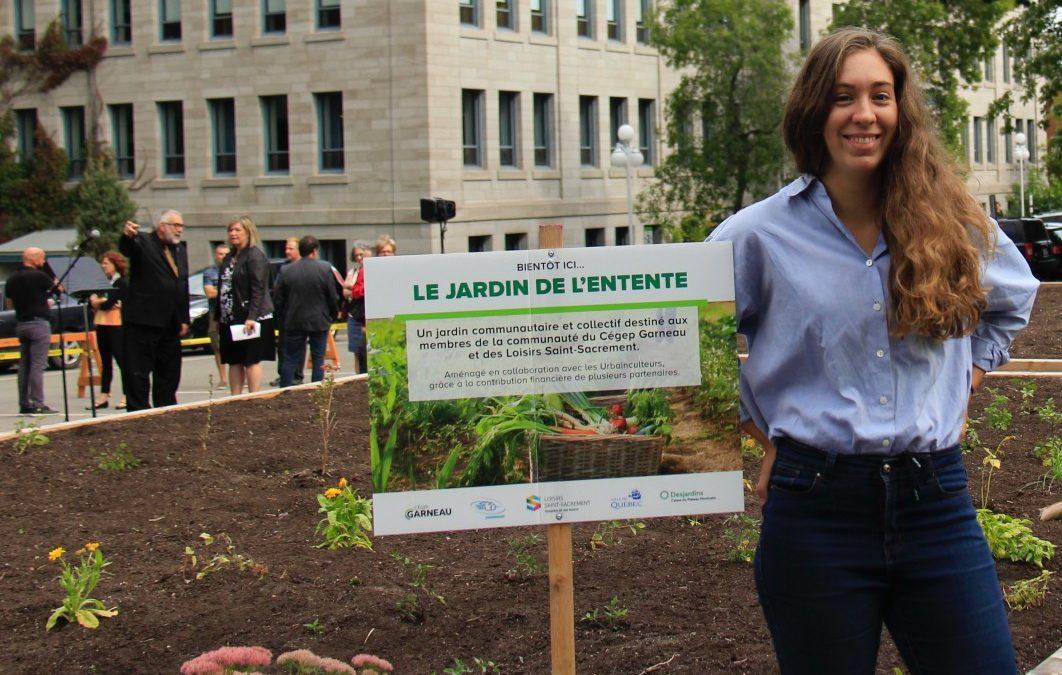 Un jardin pour son environnement | 20 septembre 2019 | Article par Ève Cayer