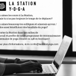 Programme de reconnaissance - Station Yoga  (La)