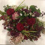 Poésie d'automne - Halles en fleurs (Les)
