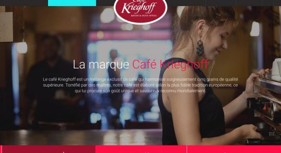 La marque café Krieghoff | Café Krieghoff
