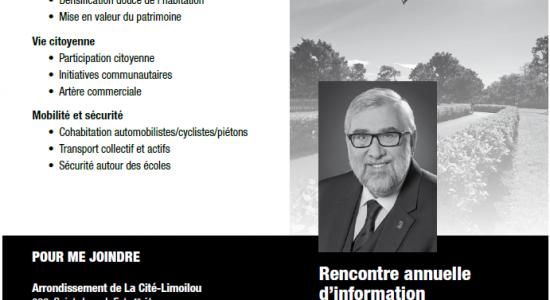 Rencontre annuelle | Les grands enjeux dans Montcalm-Saint-Sacrement