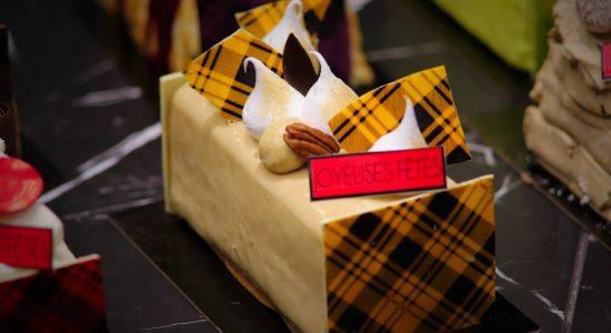 Délicieuses bûches de Noël | Anna Pierrot