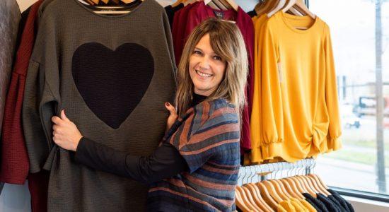 La boutique Fringuée Futée revient en force - Amélie Légaré