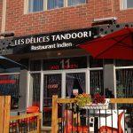 Ouverture terrasse et salle à manger - Délices Tandoori (Les)