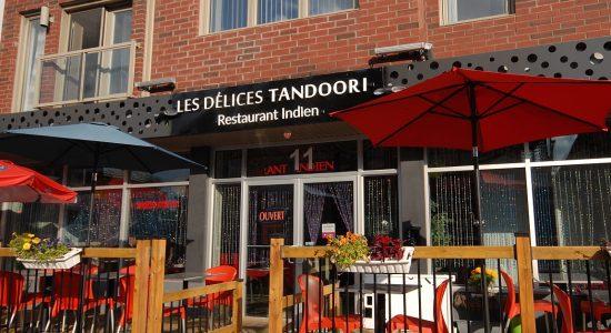 Ouverture terrasse et salle à manger   Délices Tandoori (Les)