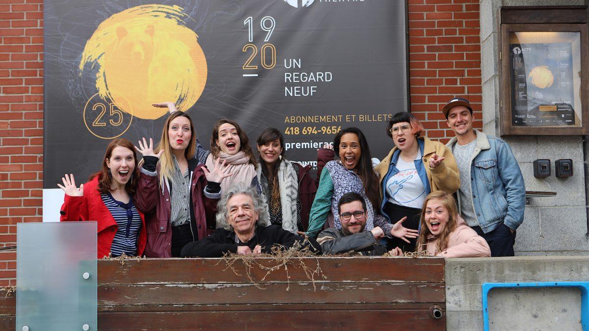 Le théâtre Premier Acte : un incubateur mature | 21 novembre 2019 | Article par Catherine Breton