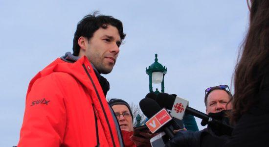 La Coupe du monde FIS de ski de fond revient à Québec - Ève Cayer