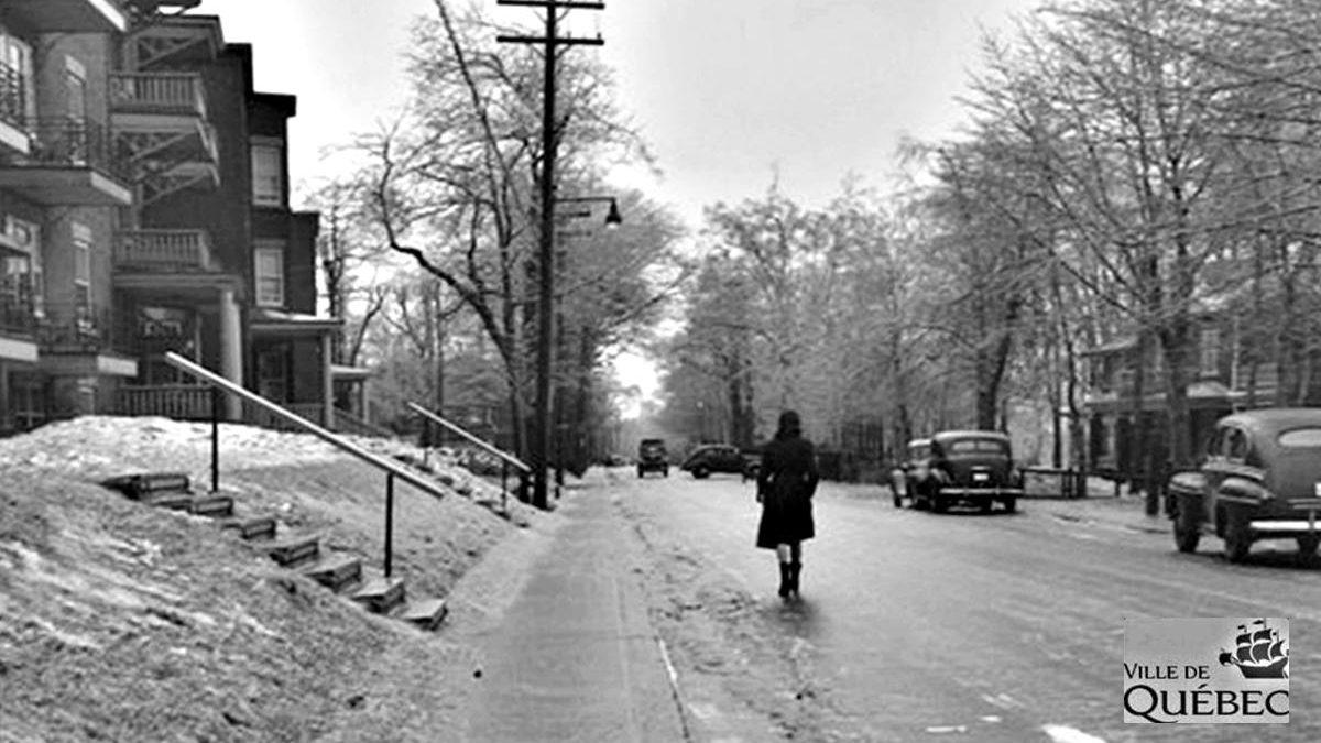 Montcalm dans les années 1940 : une tempête majeure de pluie verglaçante | 22 mars 2020 | Article par Jean Cazes