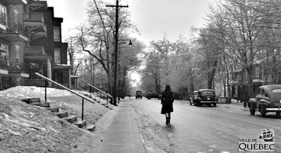 Montcalm dans les années 1940 : une tempête majeure de pluie verglaçante - Jean Cazes